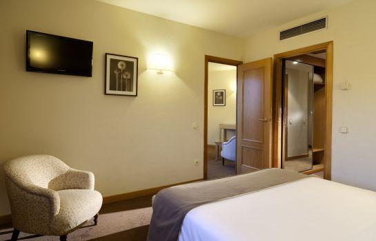 Junior suite Holiday Inn MADRID - PIRAMIDES