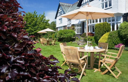 Garten Lindeth Howe Country House Hotel and Leisure
