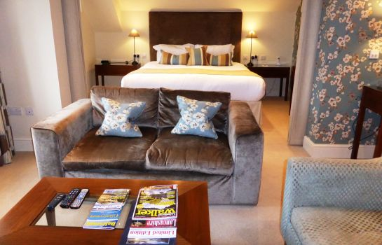 Doppelzimmer Komfort Lindeth Howe Country House Hotel and Leisure