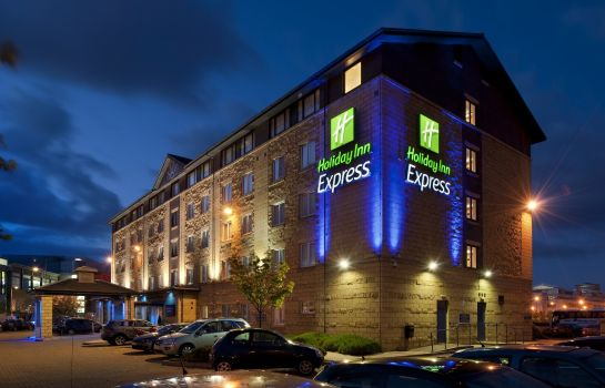 Exterior view Holiday Inn Express EDINBURGH - LEITH WATERFRONT