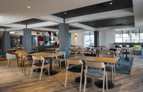 Restaurant Holiday Inn Express EDINBURGH - LEITH WATERFRONT