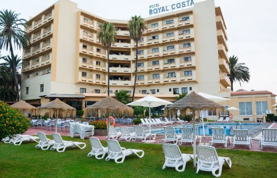 Exterior view Hotel Royal Costa