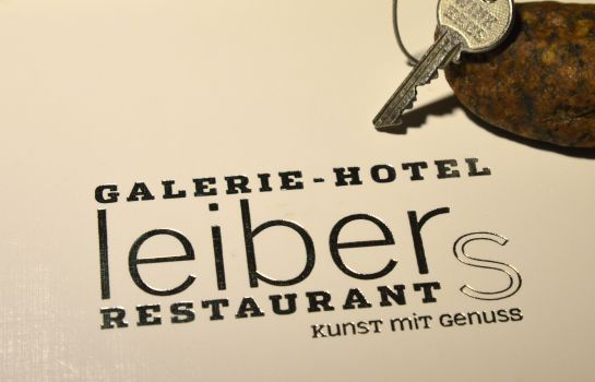Empfang Leibers Galerie Hotel