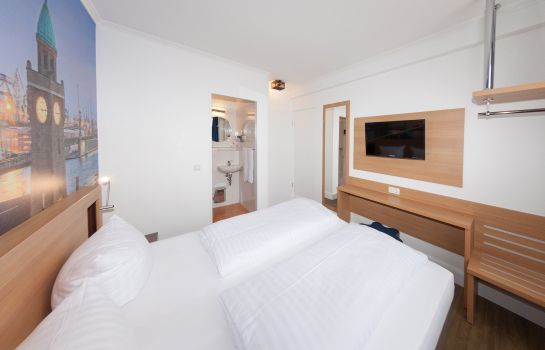 Single room (standard) Centro Hotel Keese