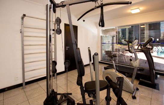 Sports facilities My Place Savassi Hotel Boutique