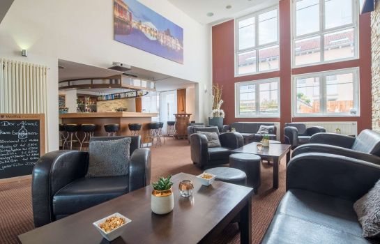 Hall Best Western Hotel München-Airport