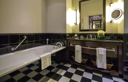 Cuarto de baño Sofitel London St James
