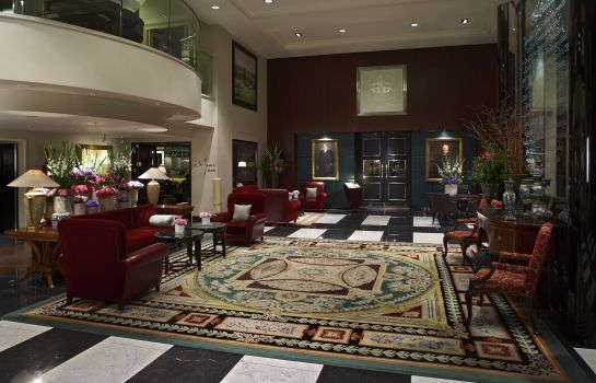 Vista interior Sofitel London St James