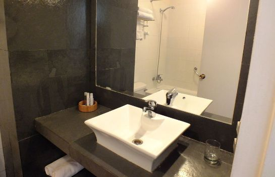 Bagno in camera Hotel Club La Serena