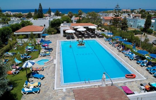 Exterior view Smartline Kyknos Beach Hotel & Bungalows - All Inclusive
