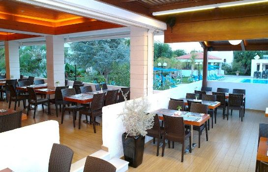 Restaurant Smartline Kyknos Beach Hotel & Bungalows - All Inclusive