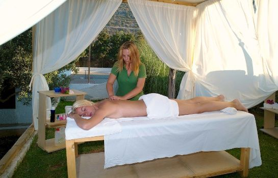 Massage room Smartline Kyknos Beach Hotel & Bungalows - All Inclusive