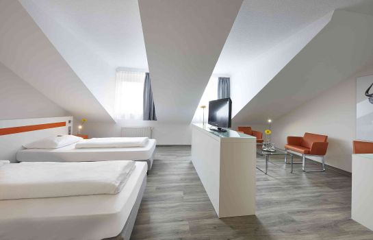 Chambre double (standard) GHOTEL hotel & living