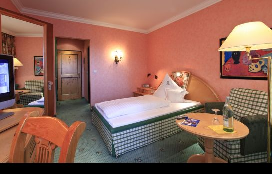 Single room (superior) Garden-Hotel Reinhart am See
