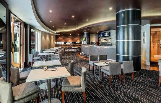 Hotel bar Quay West Suites Melbourne