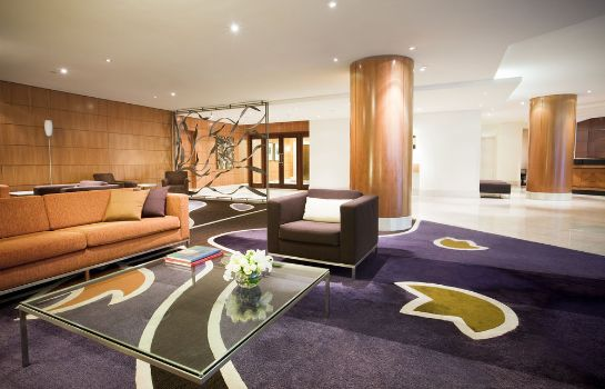 Lobby Quay West Suites Melbourne