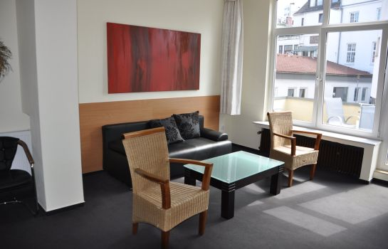 Chambre double (confort) City Hotel