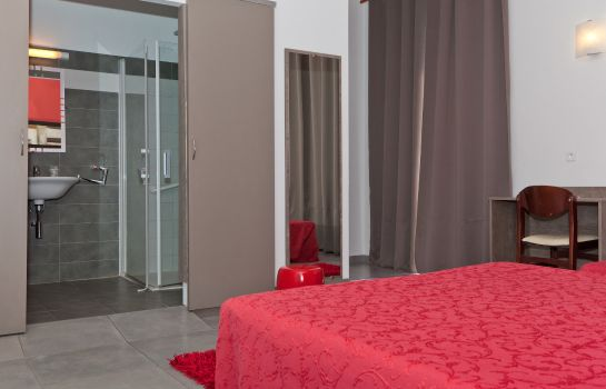 Double room (standard) Le Riviera