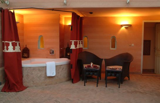 Suite Spa and Cooking Workshops La Maison Arabe Hotel
