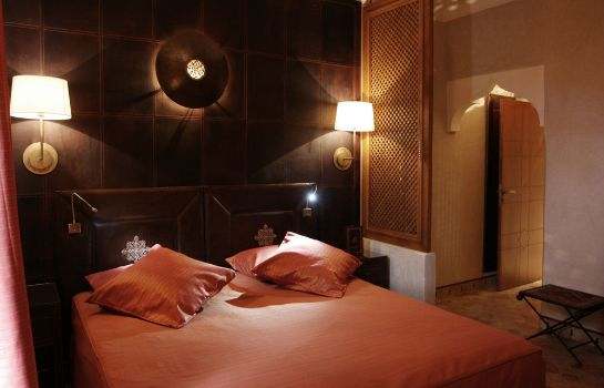 chambre standard Spa and Cooking Workshops La Maison Arabe Hotel