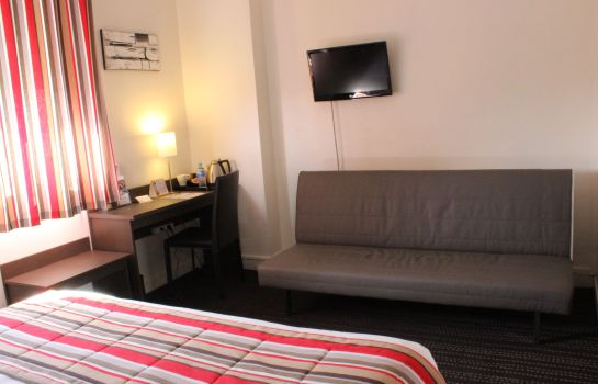 Triple room Comfort Hotel De L'Europe Saint Nazaire