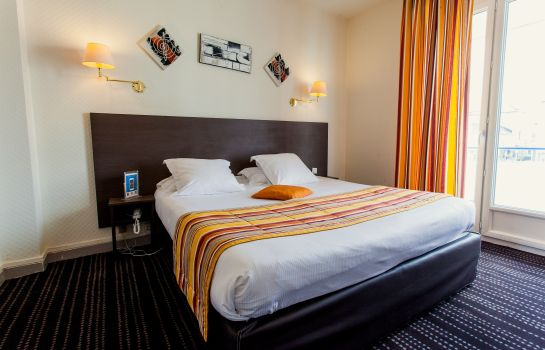 Double room (superior) Comfort Hotel De L'Europe Saint Nazaire