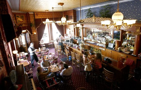 Hotel bar HISTORIC STRATER HOTEL