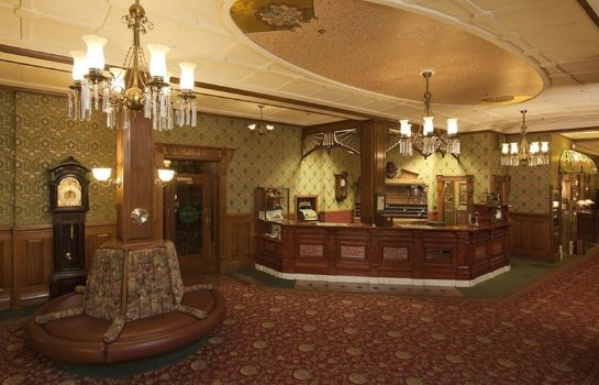 Hall HISTORIC STRATER HOTEL