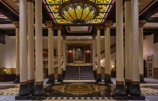 Hol hotelowy The Driskill - in The Unbound Collection by Hyatt