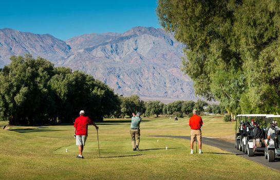 Golfbaan The Inn at Death Valley