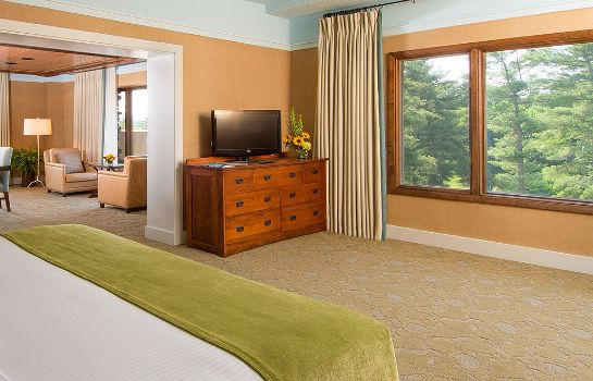 Suite The Omni Grove Park Inn