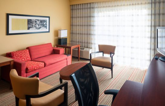 Suite Courtyard Indianapolis Airport
