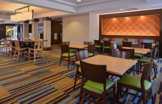 Restaurant Fairfield Inn & Suites Anderson Clemson