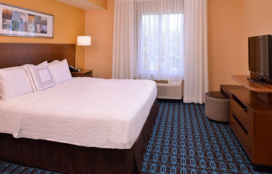 Suite Fairfield Inn & Suites Anderson Clemson