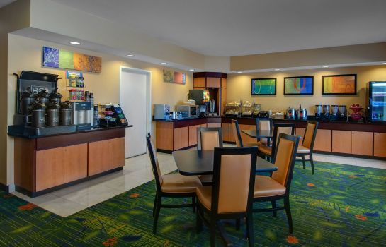Restaurant Fairfield Inn & Suites Denver Airport