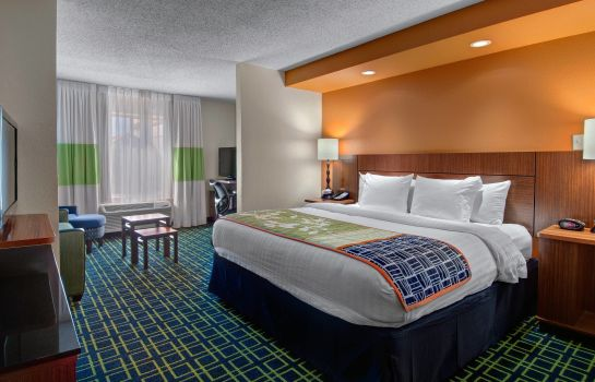 Suite Fairfield Inn & Suites Denver Airport