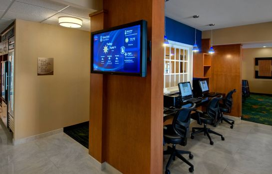 Information Fairfield Inn & Suites Denver Airport