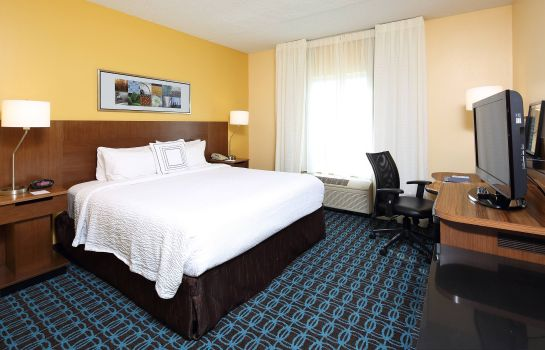 Zimmer Fairfield Inn & Suites Newark Liberty International Airport