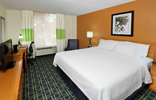 Zimmer Fairfield Inn Scottsdale North
