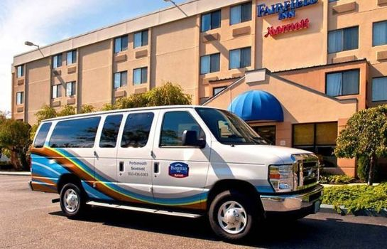 Info Fairfield Inn Portsmouth Seacoast