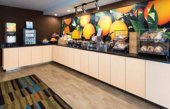 Restaurant Fairfield Inn & Suites Fort Myers Cape Coral