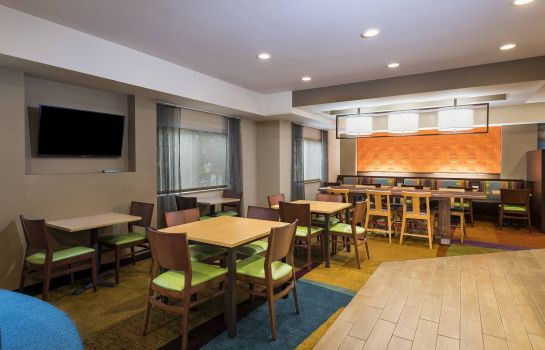 Hotelhalle Fairfield Inn & Suites St. Petersburg Clearwater