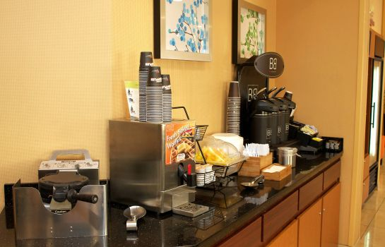 Restaurant Fairfield Inn & Suites St. Petersburg Clearwater