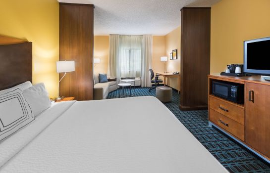 Suite Fairfield Inn & Suites St. Petersburg Clearwater