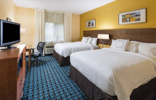 Zimmer Fairfield Inn & Suites St. Petersburg Clearwater