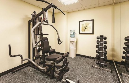 Installations sportives La Quinta Inn & Suites Knoxville Airport