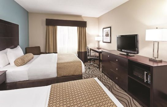 chambre standard La Quinta Inn & Suites Knoxville Airport