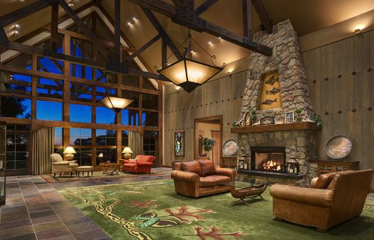 Hotelhalle Marriott's Willow Ridge Lodge