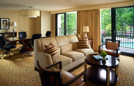 Suite Atlanta Marriott Perimeter Center