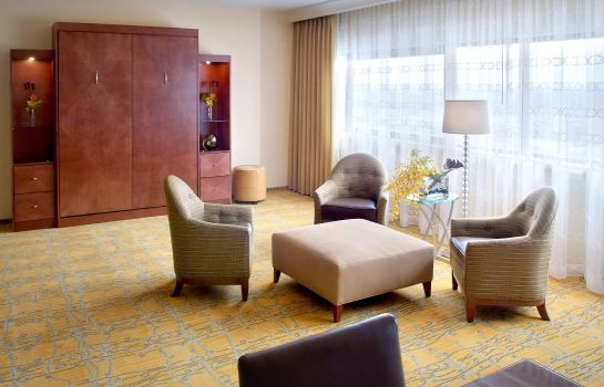 Suite Boston Marriott Copley Place